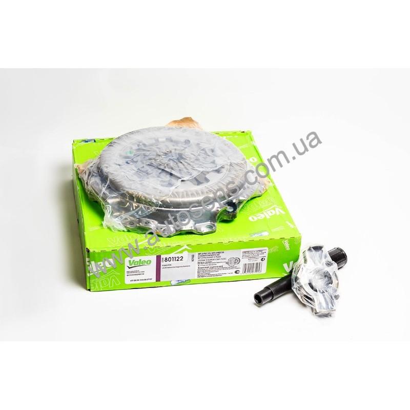 Комплект сцепления 2108 (корзина, диск, подшипник выжимной) VALEO